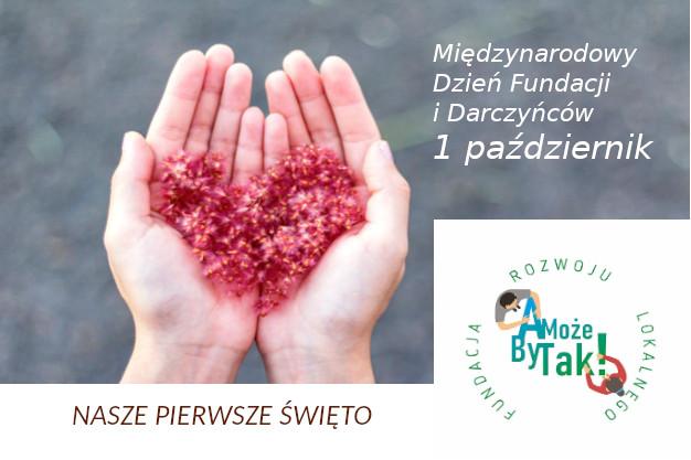 Międzynarodowy Dzień Fundacji i Darczyńców